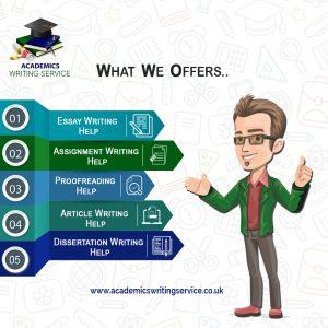 Academics Writing Services