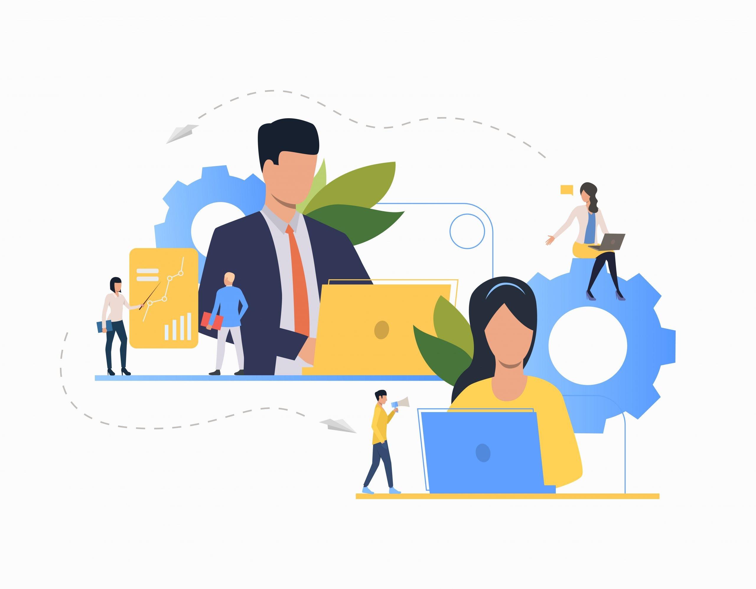 manage remote team